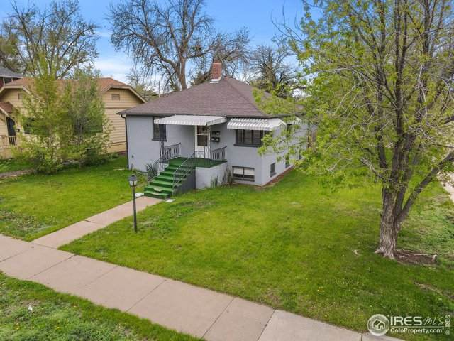 1230 7th St, Greeley, CO 80631 (MLS #941293) :: RE/MAX Alliance