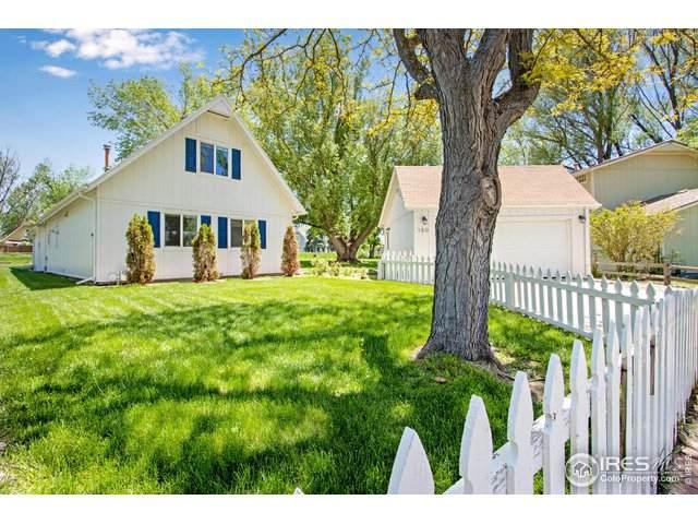 150 Telluride Pl, Longmont, CO 80504 (MLS #941334) :: 8z Real Estate