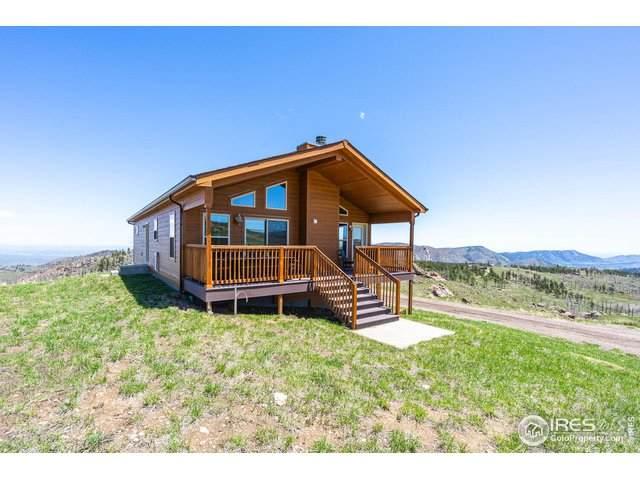 4111 Davis Ranch Rd, Bellvue, CO 80512 (MLS #941342) :: RE/MAX Alliance