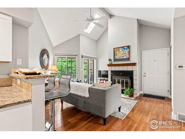 4749 White Rock Cir #F, Boulder, CO 80301 (MLS #941409) :: Downtown Real Estate Partners