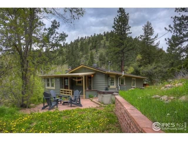 728 Fourmile Canyon Dr, Boulder, CO 80302 (MLS #941420) :: RE/MAX Alliance