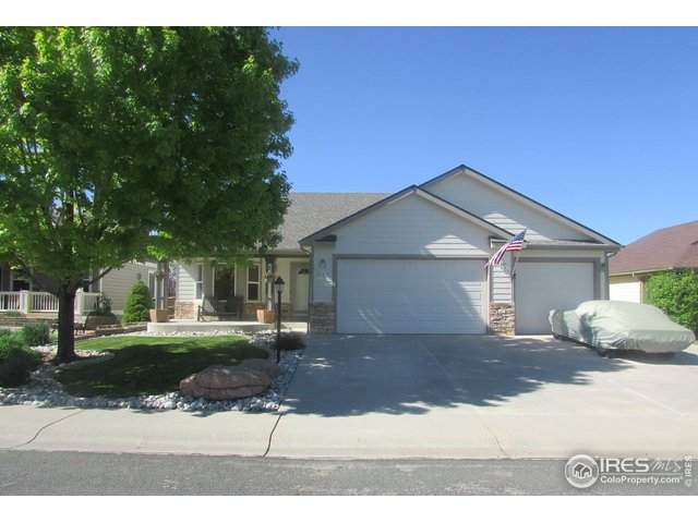 1749 Goldenvue Dr, Johnstown, CO 80534 (#941509) :: Compass Colorado Realty
