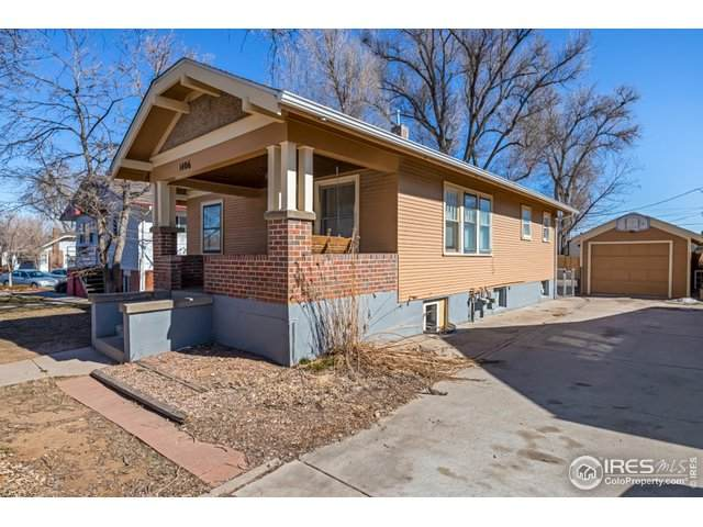 1406 14th Ave, Greeley, CO 80631 (MLS #941544) :: RE/MAX Alliance