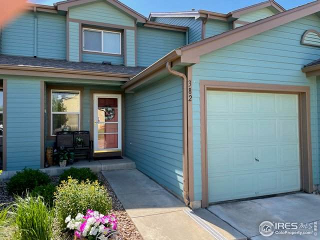 382 Montgomery Dr, Erie, CO 80516 (MLS #941546) :: Tracy's Team