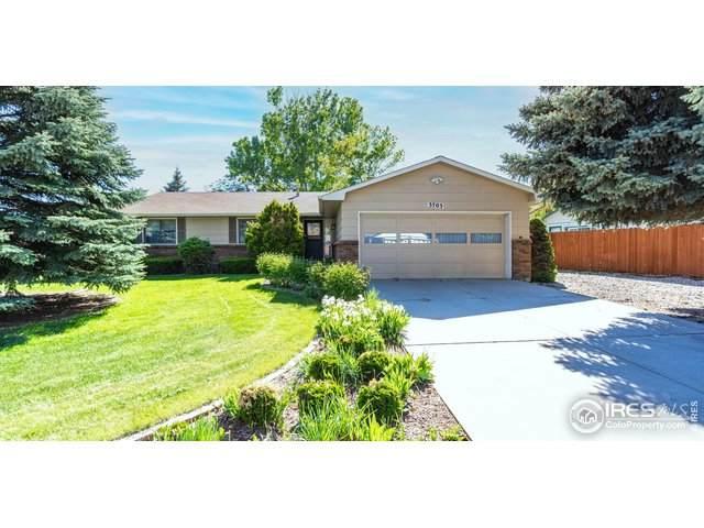 3703 N Franklin Ave, Loveland, CO 80538 (MLS #941556) :: Wheelhouse Realty