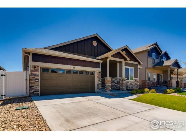 5175 Clarence Dr, Windsor, CO 80550 (MLS #941607) :: Wheelhouse Realty
