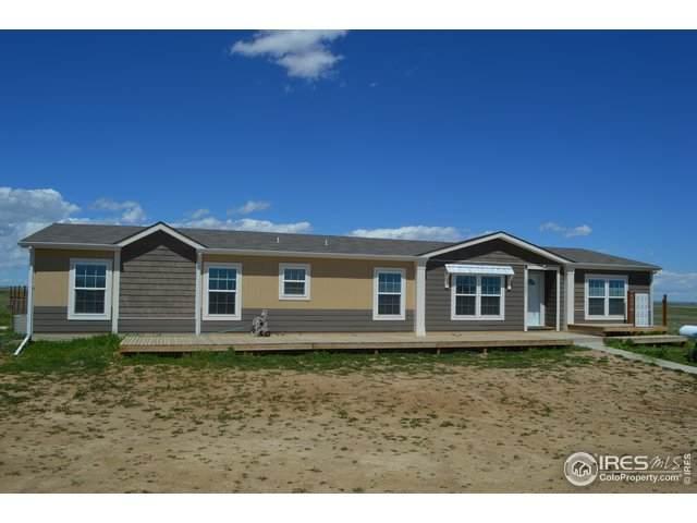 10695 County Road 102, Nunn, CO 80648 (MLS #941636) :: RE/MAX Alliance