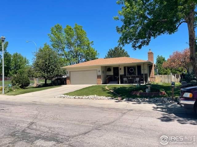 4631 W 3rd St, Greeley, CO 80634 (MLS #941652) :: Wheelhouse Realty