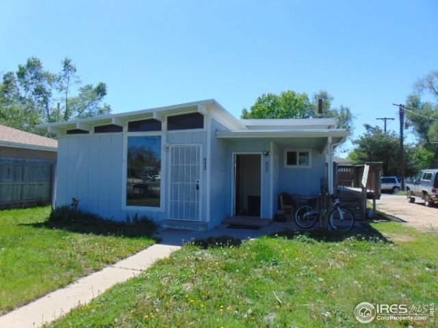 833 30th Ave Ct, Greeley, CO 80634 (MLS #941702) :: Wheelhouse Realty