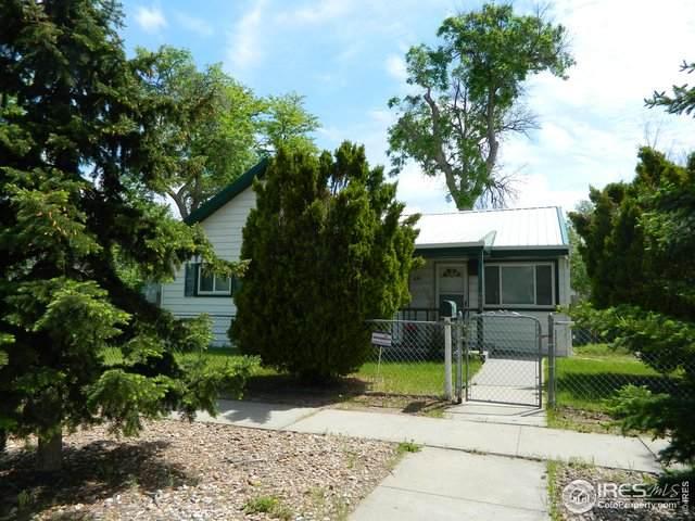 620 Deuel St, Fort Morgan, CO 80701 (MLS #941706) :: Wheelhouse Realty