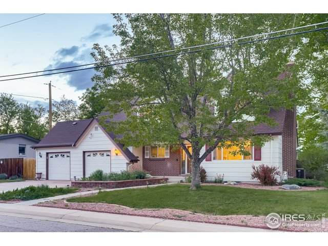 11941 W 60th Ave, Arvada, CO 80004 (MLS #941718) :: Kittle Real Estate