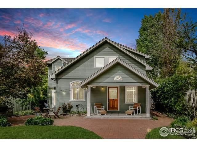 3087 7th St, Boulder, CO 80304 (MLS #941752) :: Stephanie Kolesar