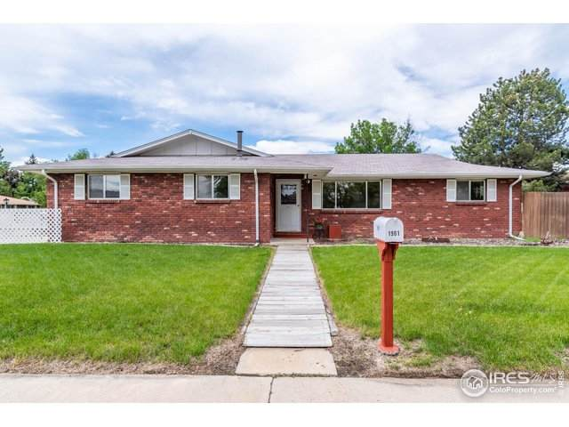 1901 Yeager Dr, Longmont, CO 80501 (MLS #941813) :: 8z Real Estate