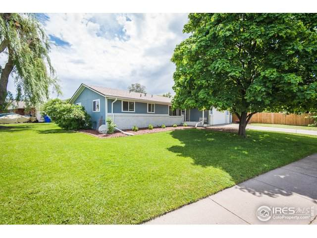 3028 Lake Dr, Loveland, CO 80538 (#941821) :: The Griffith Home Team