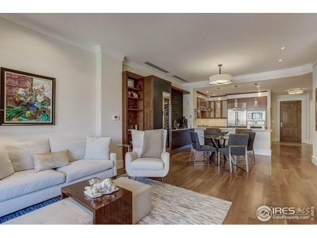 1301 Canyon Blvd #305, Boulder, CO 80302 (MLS #941823) :: Kittle Real Estate