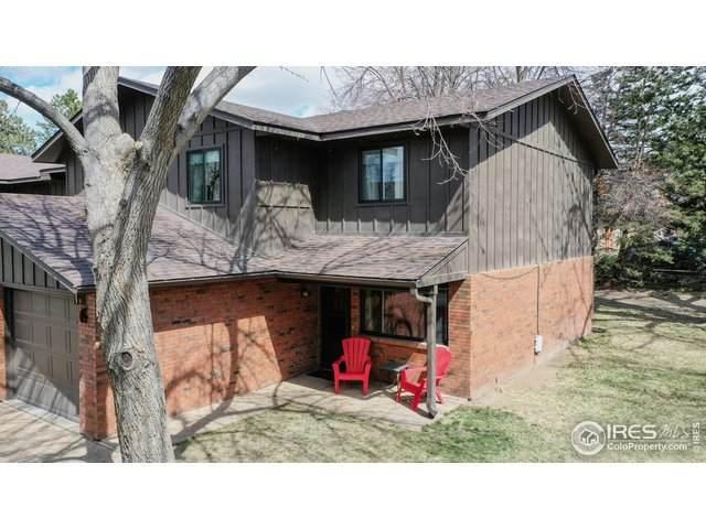 2840 W 21st St #6, Greeley, CO 80634 (MLS #941854) :: Wheelhouse Realty
