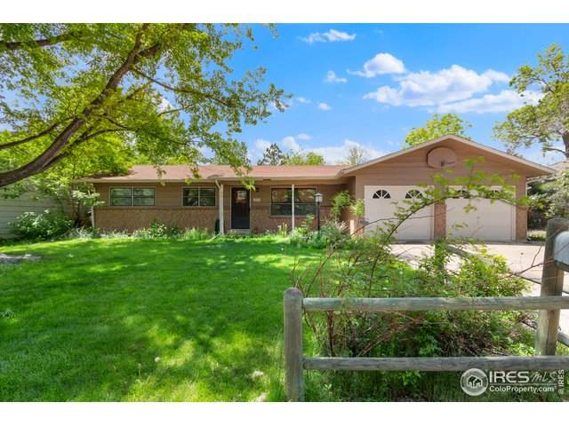 805 Timber Ln, Fort Collins, CO 80521 (MLS #941859) :: RE/MAX Alliance