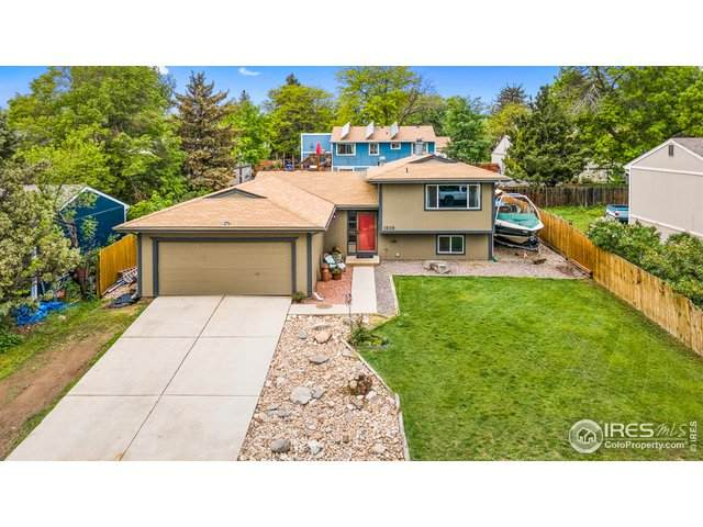 1919 Crystal Ct, Loveland, CO 80537 (MLS #941880) :: RE/MAX Alliance