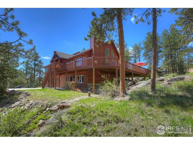 286 Choctaw Rd, Lyons, CO 80540 (MLS #941889) :: RE/MAX Alliance