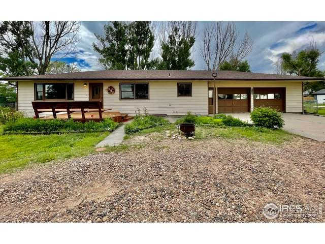 22221 County Road 33.5, Hillrose, CO 80733 (MLS #941905) :: RE/MAX Alliance