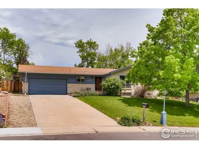 3552 Columbia Dr, Longmont, CO 80503 (MLS #941922) :: 8z Real Estate