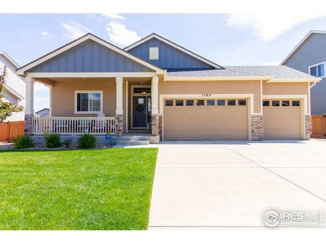 1789 Valley Brook Ln, Severance, CO 80550 (#941976) :: Mile High Luxury Real Estate