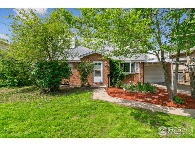 2709 W 13th St, Greeley, CO 80634 (#941977) :: The Griffith Home Team
