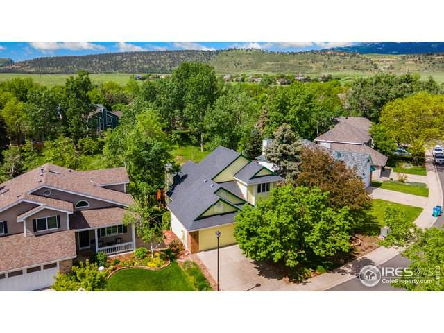 2825 Mckeag Dr, Fort Collins, CO 80526 (MLS #941986) :: RE/MAX Alliance