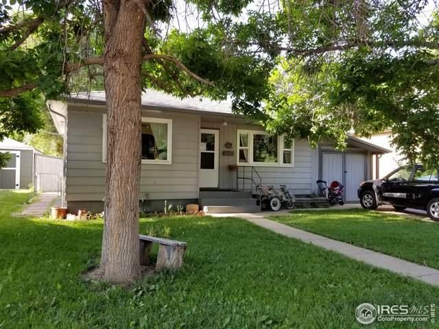 42 E 4th Ave, Longmont, CO 80504 (MLS #941987) :: Kittle Real Estate