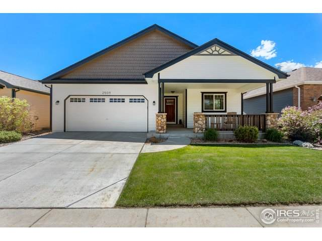 2509 Maple Hill Dr, Fort Collins, CO 80524 (MLS #941990) :: RE/MAX Alliance
