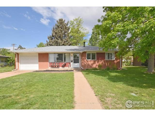 2463 25th Ave, Greeley, CO 80634 (#942010) :: The Griffith Home Team