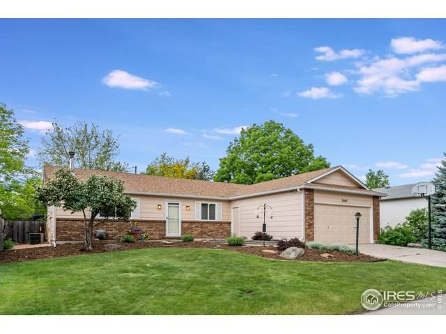 3907 Conifer Dr, Loveland, CO 80538 (#942025) :: The Griffith Home Team