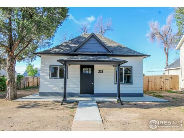 218 B St, Ault, CO 80610 (MLS #942044) :: J2 Real Estate Group at Remax Alliance