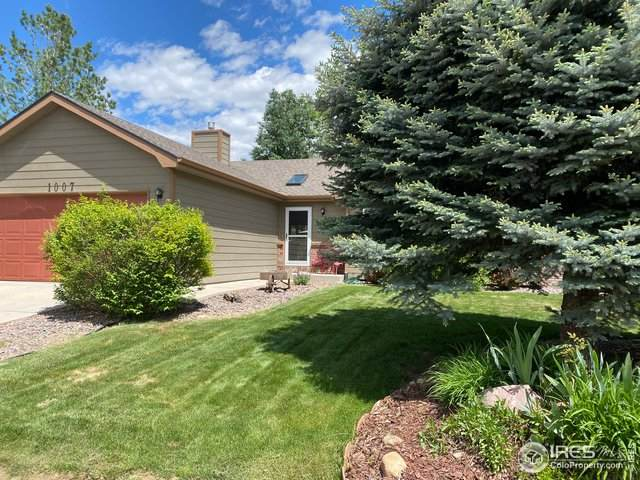 1007 Meadow Ct, Windsor, CO 80550 (MLS #942071) :: Bliss Realty Group
