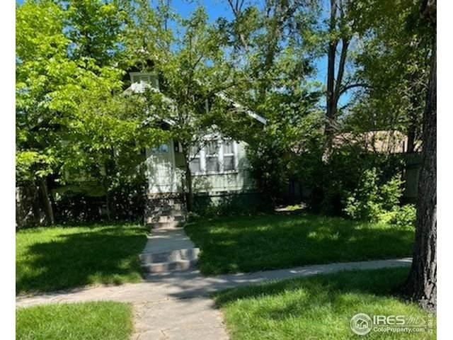 1820 12th Ave, Greeley, CO 80631 (MLS #942082) :: Find Colorado