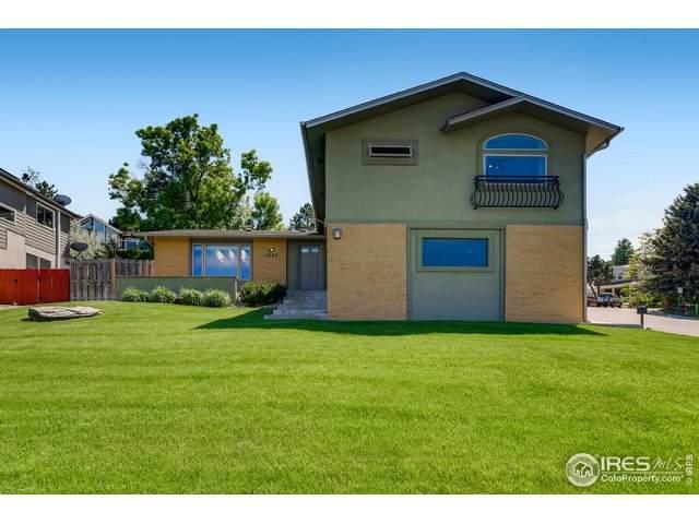 1645 Gillaspie Dr, Boulder, CO 80305 (#942089) :: milehimodern
