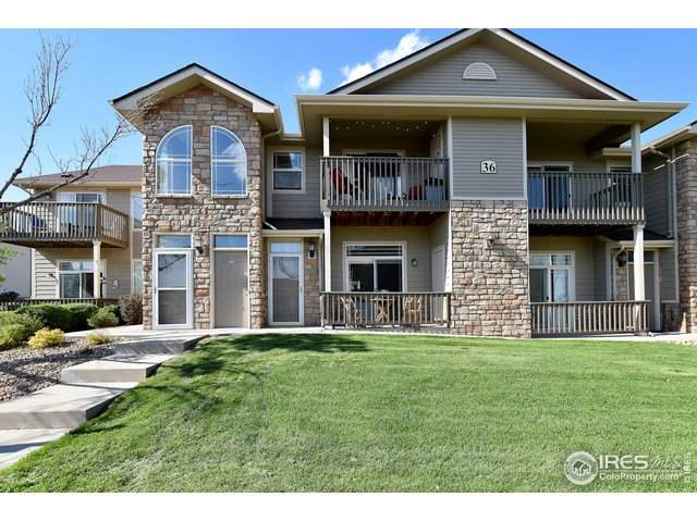 5551 29th St 3612-36, Greeley, CO 80634 (MLS #942108) :: 8z Real Estate