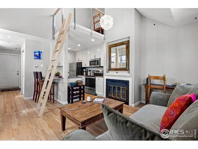 3025 Broadway St #4, Boulder, CO 80304 (MLS #942111) :: Downtown Real Estate Partners