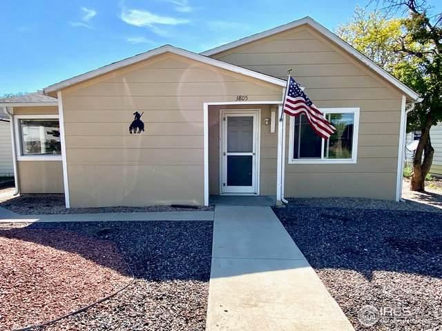 3805 Boulder St, Evans, CO 80620 (#942114) :: Compass Colorado Realty
