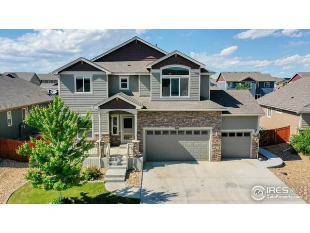 1692 Eden Valley Ln, Severance, CO 80550 (#942163) :: Mile High Luxury Real Estate