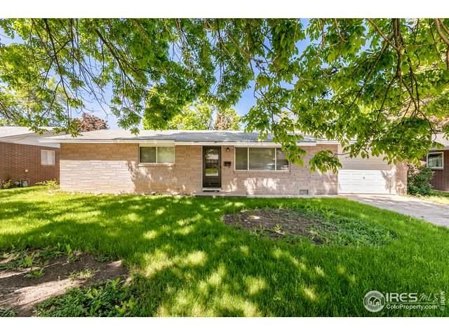 1044 Briarwood Rd, Fort Collins, CO 80521 (MLS #942168) :: Jenn Porter Group