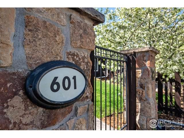 601 15th St, Boulder, CO 80302 (MLS #942169) :: RE/MAX Alliance