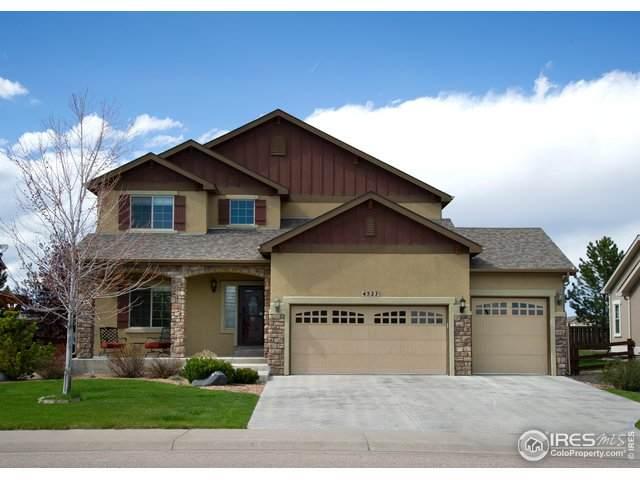 4527 Tarragon Dr, Johnstown, CO 80534 (MLS #942207) :: 8z Real Estate