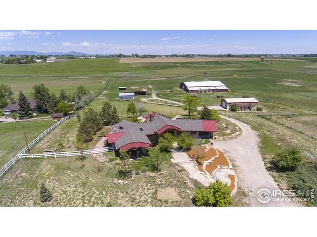 2528 W County Road 6, Berthoud, CO 80513 (MLS #942256) :: Bliss Realty Group