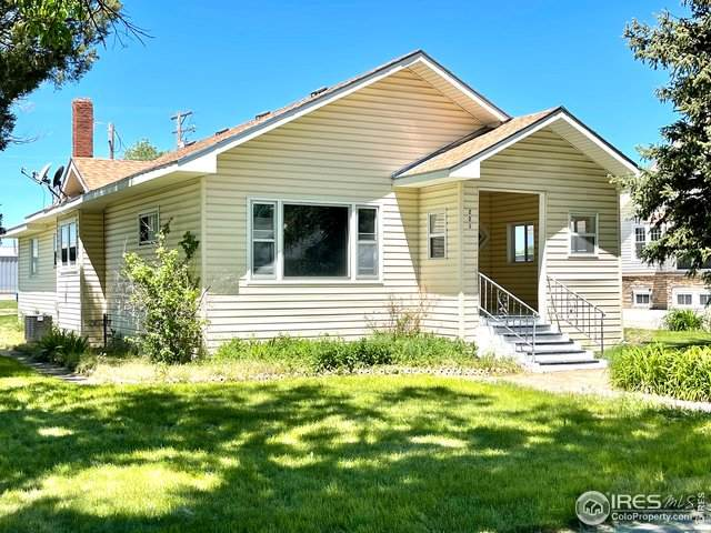 221 Custer Ave, Akron, CO 80720 (MLS #942278) :: RE/MAX Alliance