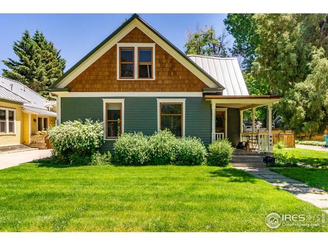 116 N Grant Ave, Fort Collins, CO 80521 (MLS #942279) :: RE/MAX Alliance