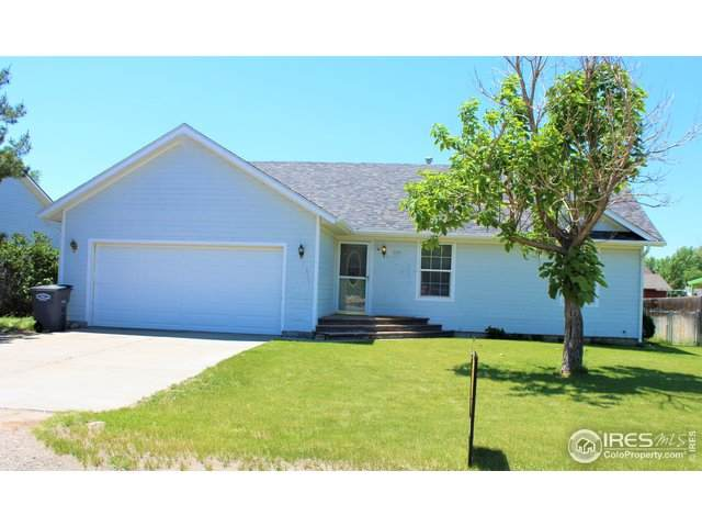 309 Sally St, Wiggins, CO 80654 (MLS #942289) :: Bliss Realty Group
