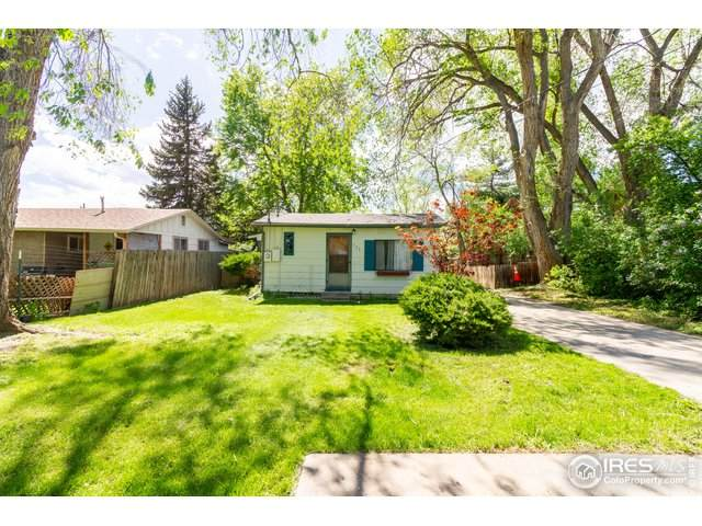 525 N Sunset St, Fort Collins, CO 80521 (MLS #942298) :: RE/MAX Alliance