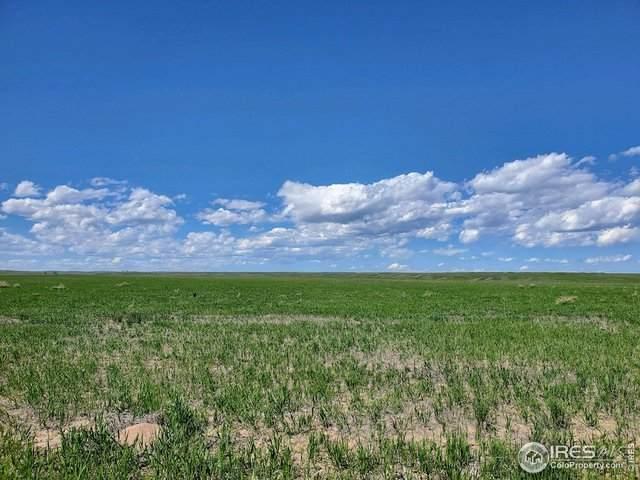 0 Lot 6 County Road 102, Nunn, CO 80648 (#942320) :: iHomes Colorado