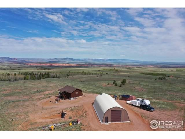 715 Camel Rock Rd, Red Feather Lakes, CO 80545 (MLS #942359) :: RE/MAX Alliance